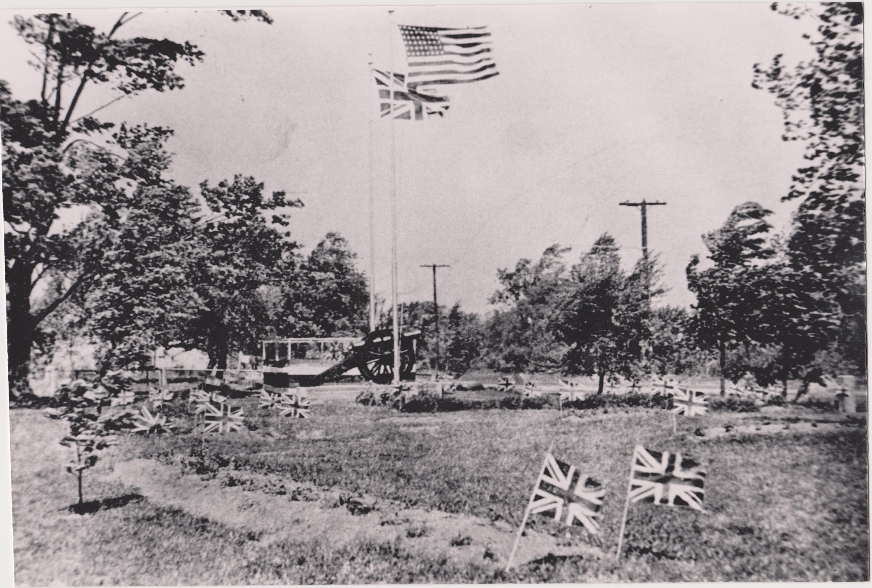 1812 looking west 1939