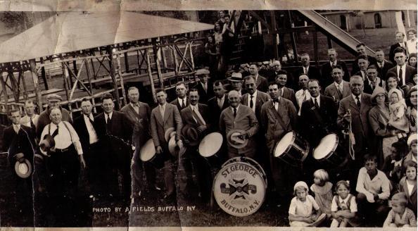 Liberty Park 1931 left
