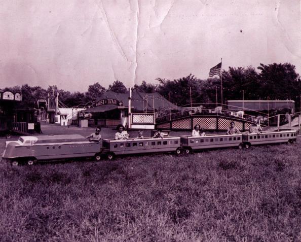 Liberty Park 1949